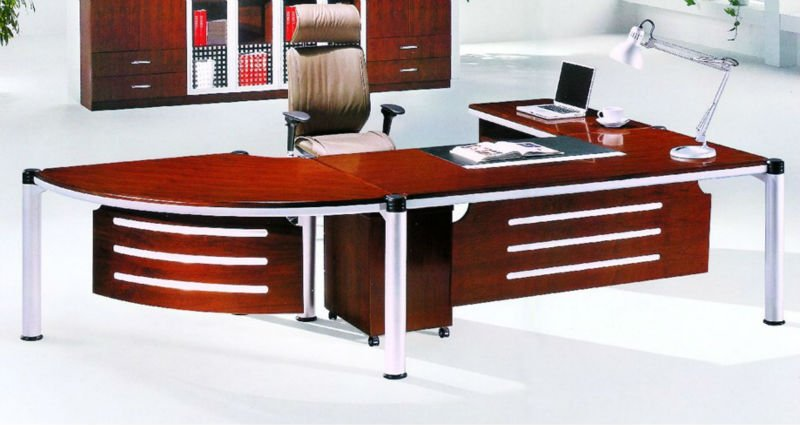 Escritorio lukis muebles for 8 6 mobiliario de oficina